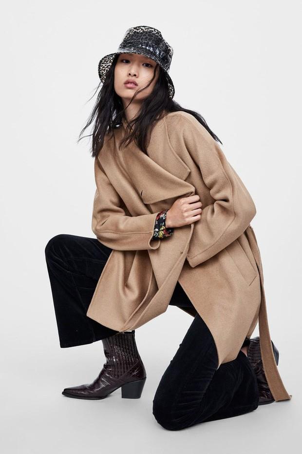 15 boots Zara giúp set đồ mùa đông của các nàng thêm vài phần sang xịn - Ảnh 9.