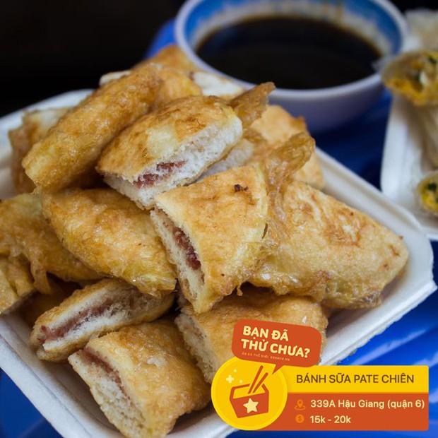 Đâu chỉ đi kèm trong những ổ bánh mì, pate gan còn xuất hiện trong nhiều món ăn hấp dẫn ở Sài Gòn không phải ai cũng biết - Ảnh 6.