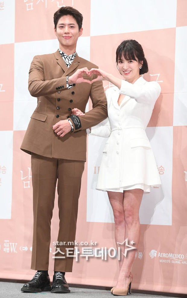 Song Hye Kyo đập tan tin đồn bầu bí nhờ body lột xác, đẹp đỉnh cao bên Park Bo Gum tại sự kiện hot nhất hôm nay - Ảnh 18.