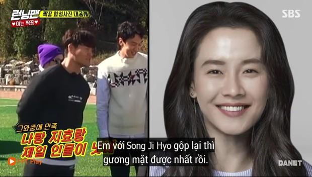 Kim Jong Kook thừa nhận nếu có con gái chung với Song Ji Hyo sẽ rất đẹp? - Ảnh 6.