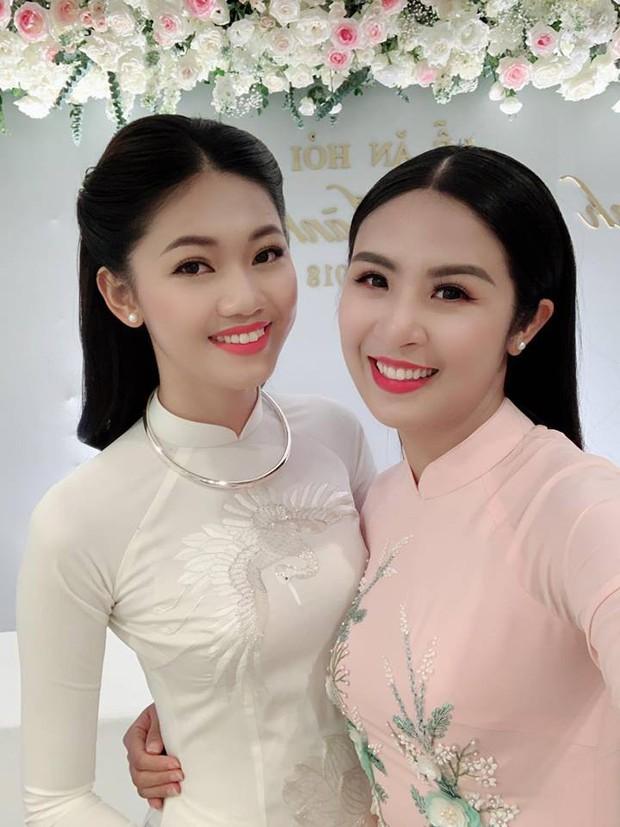 Dàn Hoa hậu góp mặt trong đám hỏi bí mật của Thanh Tú với ông xã doanh nhân - Ảnh 3.