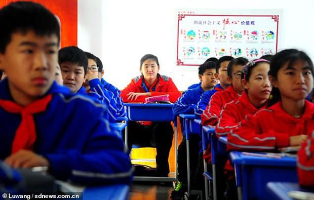 Hậu duệ của Yao Ming: Cô bé 11 tuổi đã cao hơn 2 mét gây sốt MXH Trung Quốc - Ảnh 4.