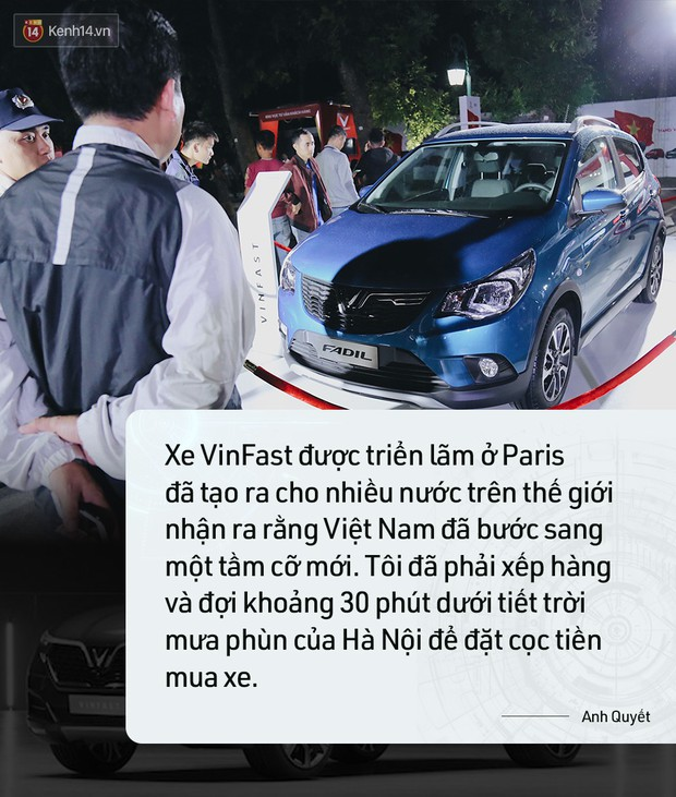 Câu chuyện phía sau cơn sốt xe VinFast: Hàng Việt Nam thực sự đã chinh phục được người Việt Nam! - Ảnh 14.