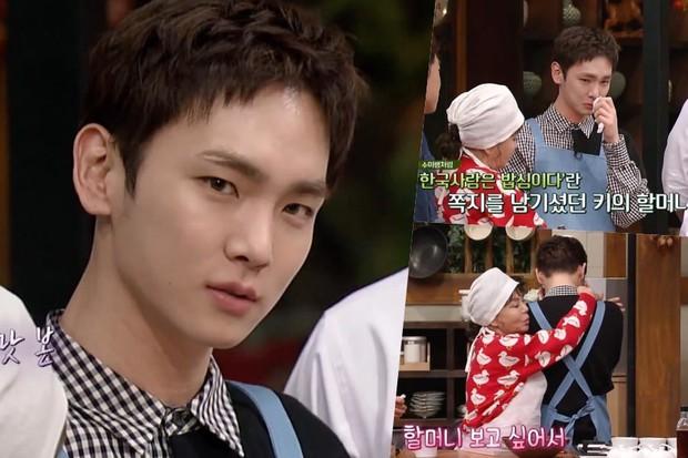 Key (SHINee) xúc động tiết lộ không dám vứt bỏ món ăn mà người bà quá cố đã làm cho mình - Ảnh 2.