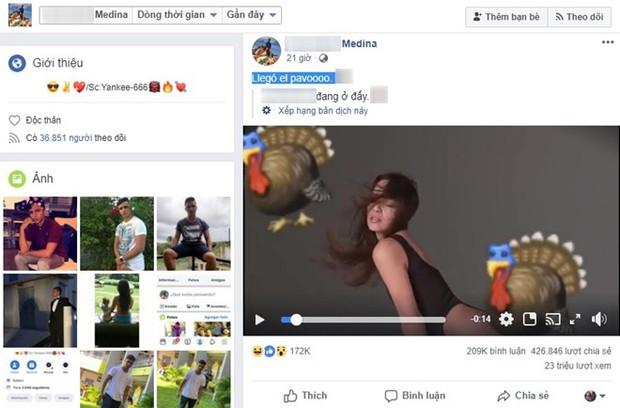 Video khiêu dâm lan truyền chóng mặt với hơn 20 triệu lượt xem, Facebook chậm tay xử lý - Ảnh 1.