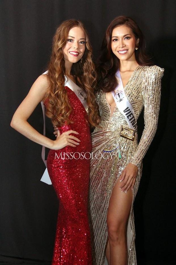 Missosology hết lời khen ngợi Minh Tú, dự đoán đại diện Việt Nam có khả năng đăng quang Miss Supranational 2018 - Ảnh 3.