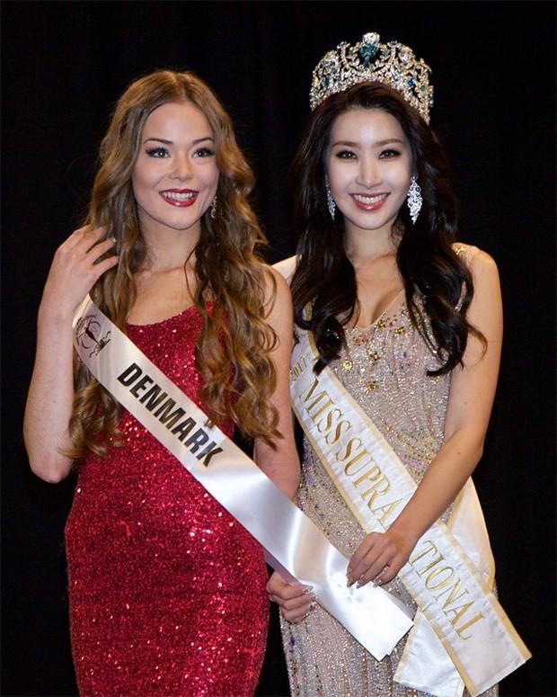 Vượt qua mặc cảm, người đẹp khuyết tật tự tin khoe sắc tại Hoa hậu Siêu quốc gia 2018 - Ảnh 2.