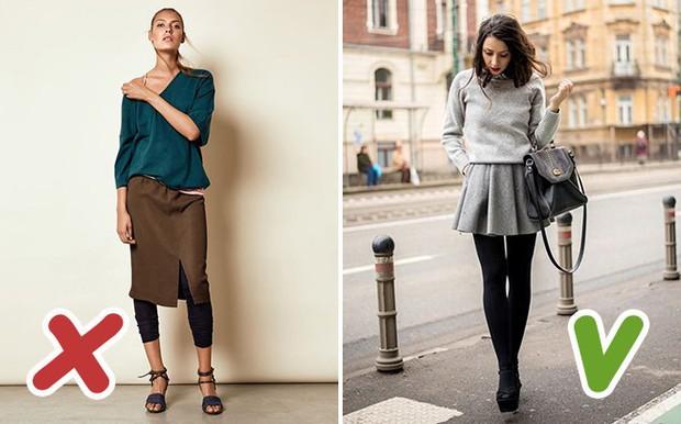 5 kiểu quần legging chị em cần loại ngay khỏi tủ nếu không muốn bị kém duyên trong mắt người khác - Ảnh 3.