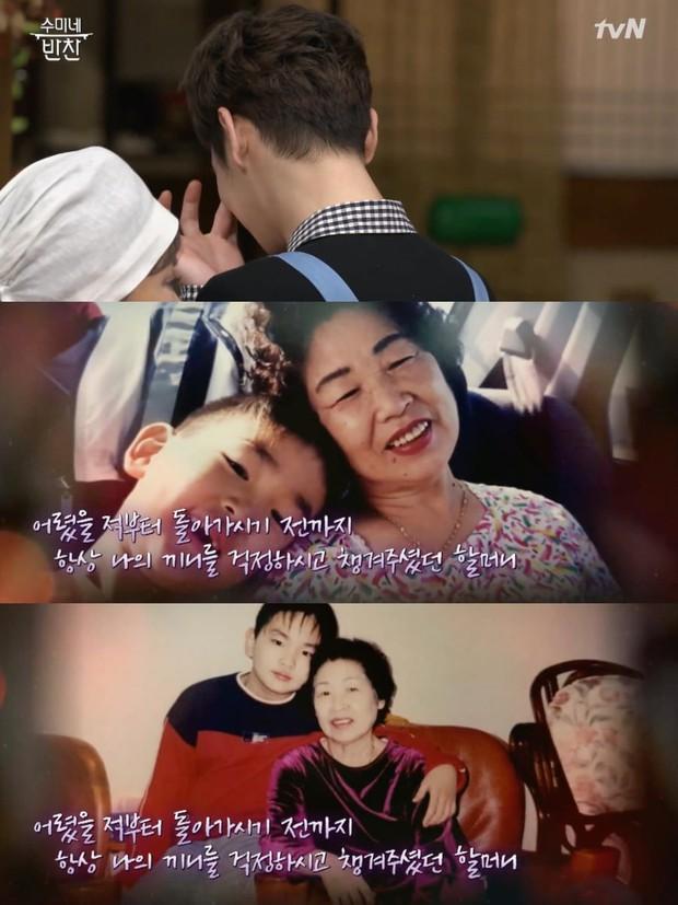 Key (SHINee) xúc động tiết lộ không dám vứt bỏ món ăn mà người bà quá cố đã làm cho mình - Ảnh 3.