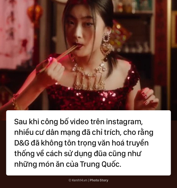 Toàn cảnh scandal khiến nhà mốt lừng lẫy Dolce&Gabbana bị tẩy chay tại Trung Quốc - Ảnh 5.