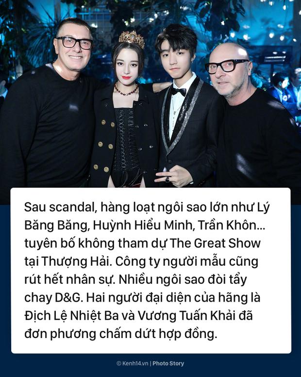 Toàn cảnh scandal khiến nhà mốt lừng lẫy Dolce&Gabbana bị tẩy chay tại Trung Quốc - Ảnh 11.