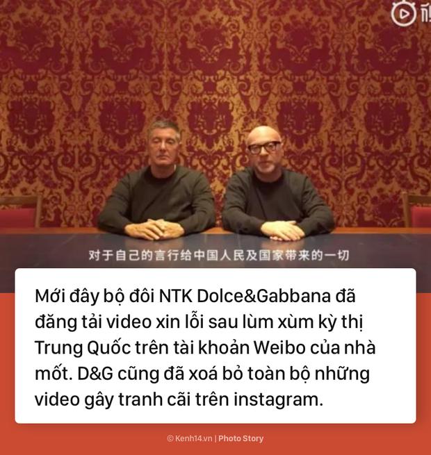 Toàn cảnh scandal khiến nhà mốt lừng lẫy Dolce&Gabbana bị tẩy chay tại Trung Quốc - Ảnh 1.