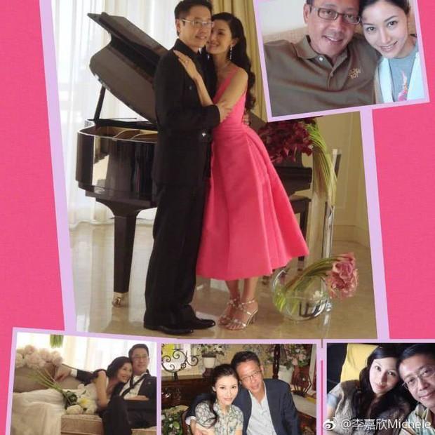 10 năm bên chồng đại gia, Hoa hậu đẹp nhất lịch sử Hong Kong khoe ảnh kỷ niệm hạnh phúc - Ảnh 2.