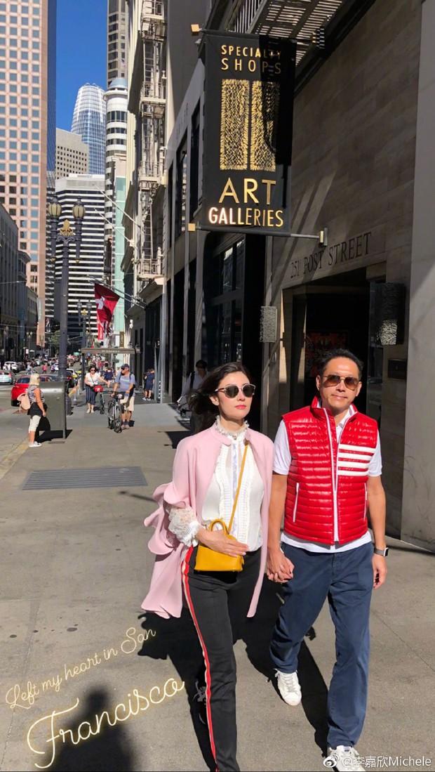 10 năm bên chồng đại gia, Hoa hậu đẹp nhất lịch sử Hong Kong khoe ảnh kỷ niệm hạnh phúc - Ảnh 7.