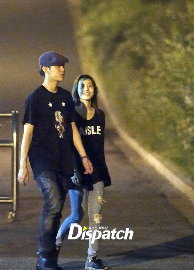 Sao nữ Hàn Quốc khi bị nhắc tới tình cũ trên show thực tế: Người vui vẻ, kẻ bật khóc - Ảnh 13.