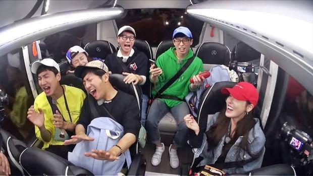 Sao nữ Hàn Quốc khi bị nhắc tới tình cũ trên show thực tế: Người vui vẻ, kẻ bật khóc - Ảnh 16.