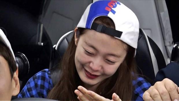 Sao nữ Hàn Quốc khi bị nhắc tới tình cũ trên show thực tế: Người vui vẻ, kẻ bật khóc - Ảnh 17.