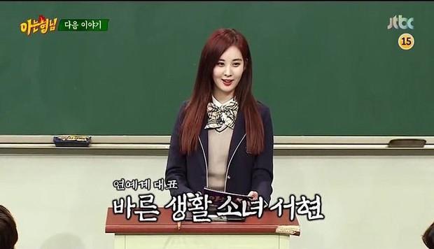Sao nữ Hàn Quốc khi bị nhắc tới tình cũ trên show thực tế: Người vui vẻ, kẻ bật khóc - Ảnh 5.