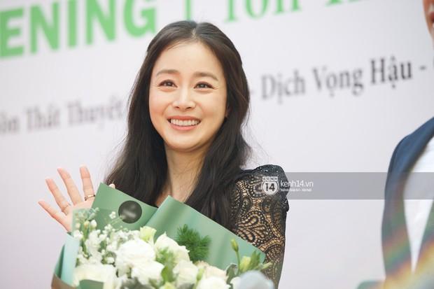 Nữ thần Kim Tae Hee quá xuất thần, thể hiện đẳng cấp mỹ nhân đẹp nhất xứ Hàn tại sự kiện Hà Nội - Ảnh 13.