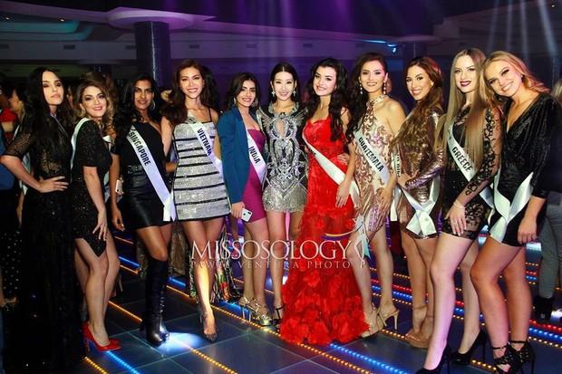 Minh Tú lại ghi điểm khi mang món quà này tặng đương kim Hoa hậu Siêu quốc gia trong tiệc sinh nhật - Ảnh 6.