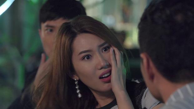 Hân Gạo Nếp Gạo Tẻ - Cô gái ăn tát toàn diện nhất màn ảnh Việt 2018 - Ảnh 2.