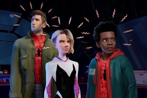 Điểm danh dàn Người Nhện trong đa vũ trụ cùng tề tựu về Spider-Man: Into the Spider-Verse (Phần 1) - Ảnh 1.