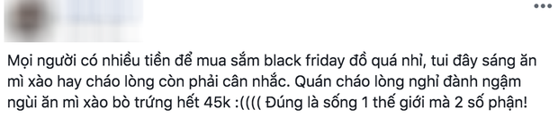 Những kiểu người kinh điển trong ngày Black Friday: Kẻ sống chết vì săn sale, người bình tâm ở nhà vì ví rỗng - Ảnh 4.