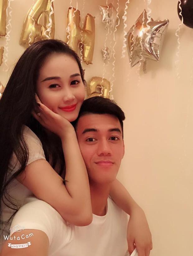 Bạn gái cầu thủ Tiến Linh: là giáo viên dạy múa và từng tham gia phim truyền hình - Ảnh 2.