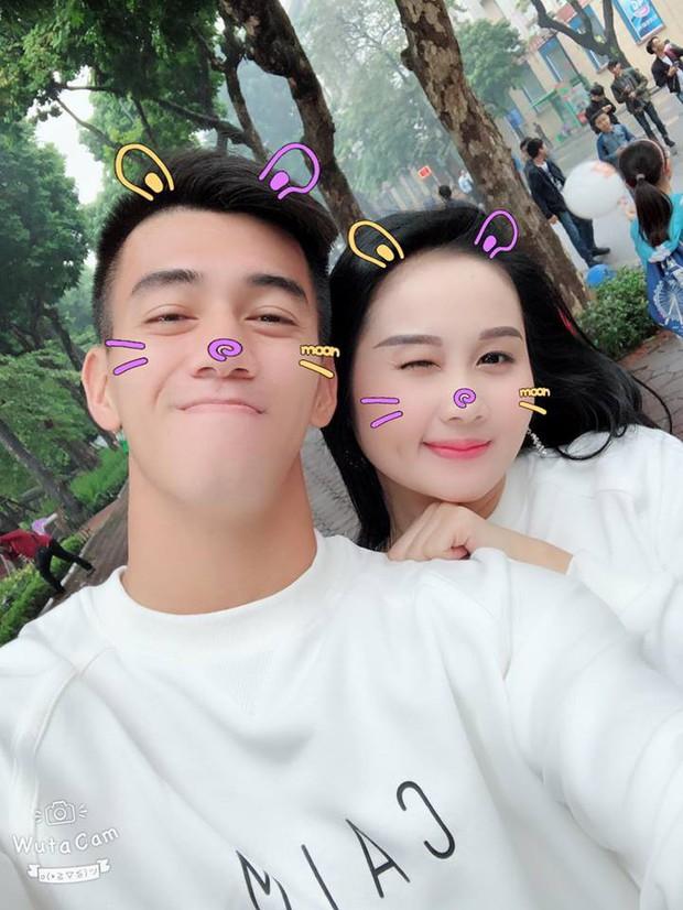 Bạn gái cầu thủ Tiến Linh: là giáo viên dạy múa và từng tham gia phim truyền hình - Ảnh 3.