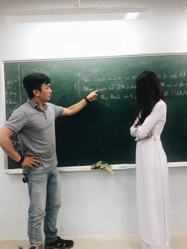 Thích làm cô giáo dạy sức khoẻ nhưng nếu Thiên Nga vững chính tả hơn thì học trò mới phục nè!  - Ảnh 3.
