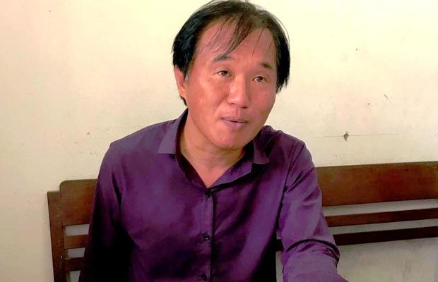 Du khách Hàn Quốc dùng dao cướp tài sản của tài xế taxi ở Đà Nẵng vì đánh bạc thua hết tiền - Ảnh 1.