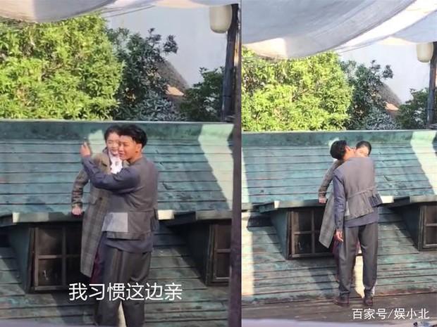Dở khóc dở cười với nụ hôn không thuận hướng của Hoàng Tử Thao và Trương Tuyết Nghênh trên màn ảnh - Ảnh 6.