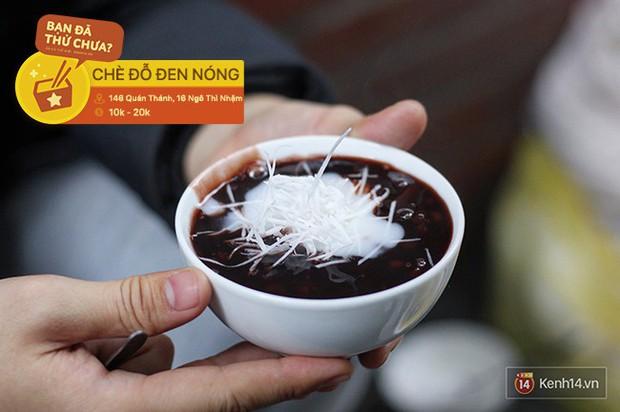 Tầm này trời Hà Nội cực hợp để đi ăn ngay 7 món chè nóng hổi sau đây - Ảnh 6.