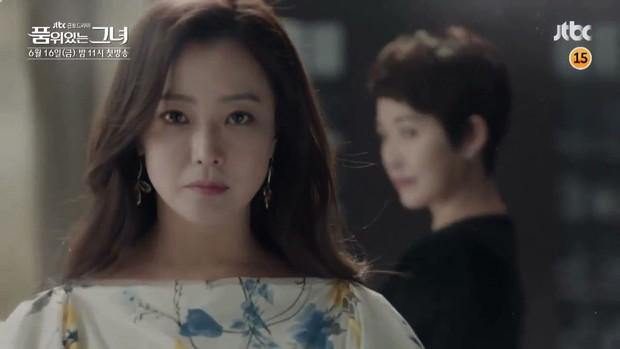 """Các quý cô """"nguy hiểm"""" trong phim Hàn: Hoa hồng đẹp là hoa hồng có gai! - Ảnh 3."""