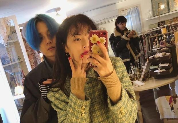 Sáng tác EDawn dành tặng bạn gái HyunA có một câu hát mà khiến fan nghe cũng muốn tan chảy - Ảnh 3.