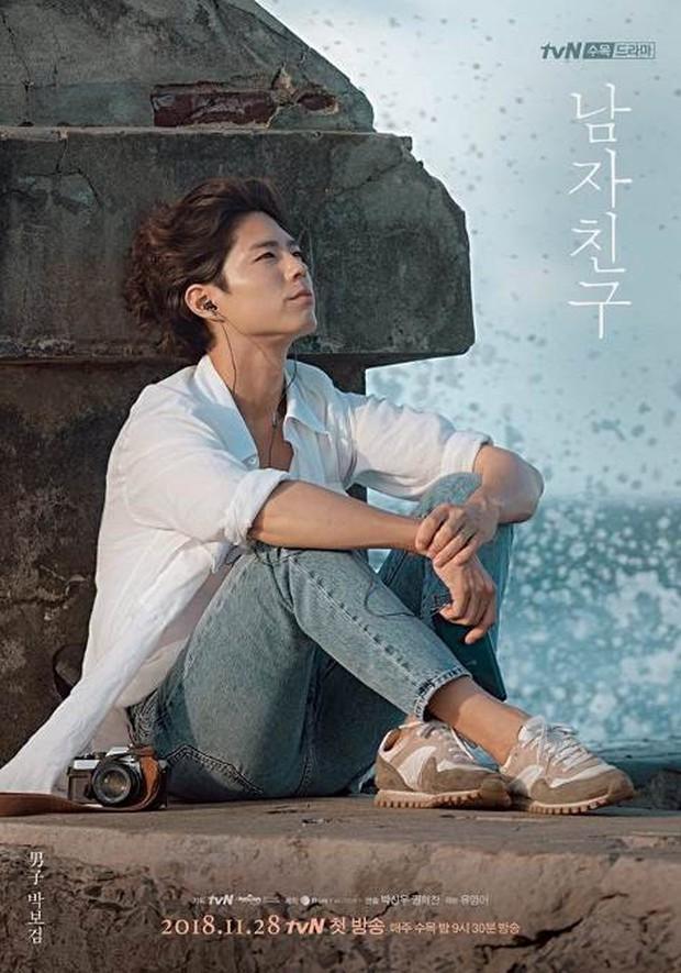 Cẩm nang bỏ túi của phim hot Encounter: Chẳng sợ lưới quan hệ rối rắm giữa Song Hye Kyo - Park Bo Gum nữa! - Ảnh 2.