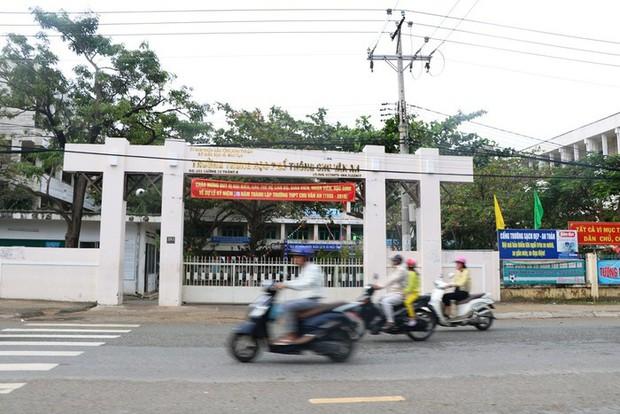 Hơn 50.000 học sinh tại Ninh Thuận và Bình Thuận được nghỉ học để tránh bão số 9 - Ảnh 1.