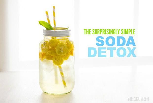 5 món nước detox giúp bạn thải độc, giảm vòng eo nhanh chóng cho dân công sở - Ảnh 6.