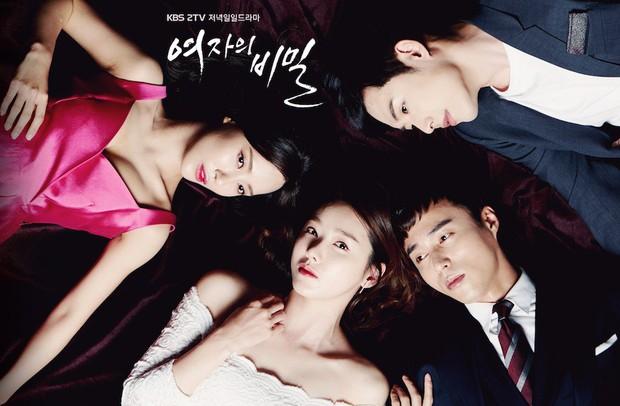 """Các quý cô """"nguy hiểm"""" trong phim Hàn: Hoa hồng đẹp là hoa hồng có gai! - Ảnh 17."""