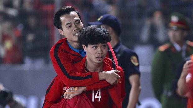 Những cặp bạn thân trong đội tuyển Việt Nam được fan tích cực đẩy thuyền vì quá đáng yêu - Ảnh 1.