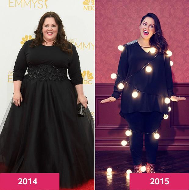 Điều gì đã giúp quý bà điệp viên Melissa McCarthy giảm được 35kg chỉ sau 1 năm? - Ảnh 2.