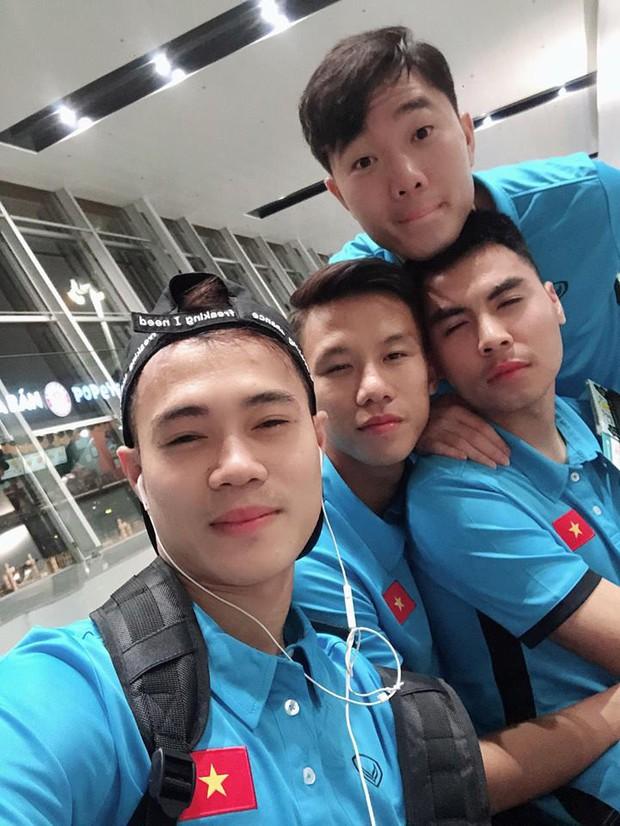 Những cặp bạn thân trong đội tuyển Việt Nam được fan tích cực đẩy thuyền vì quá đáng yêu - Ảnh 5.