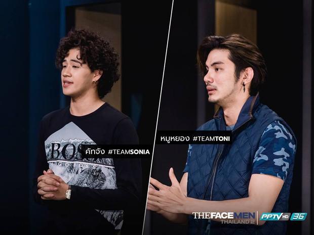 The Face Men: Vừa được cứu 1 thí sinh, HLV gốc Việt lập tức mất đi 1 thành viên khác - Ảnh 5.