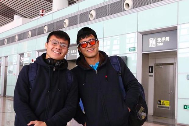 Những cặp bạn thân trong đội tuyển Việt Nam được fan tích cực đẩy thuyền vì quá đáng yêu - Ảnh 19.