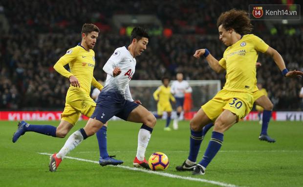 Son Heung-min độc diễn ghi bàn giúp Tottenham bóp nát Chelsea ở giải Ngoại hạng Anh - Ảnh 3.