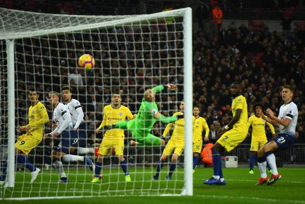 Son Heung-min độc diễn ghi bàn giúp Tottenham bóp nát Chelsea ở giải Ngoại hạng Anh - Ảnh 6.