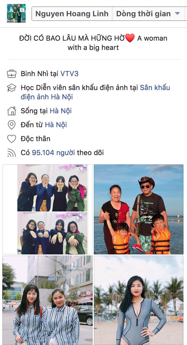 MC Hoàng Linh đăng status đầy ẩn ý, kèm theo động thái lạ sau lùm xùm tuyên bố chọn nhầm hai đời chồng - Ảnh 2.