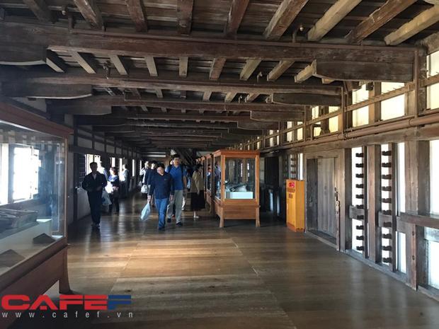 Himeji - Lâu đài hạc trắng không thể bỏ qua khi du lịch đến Nhật Bản - Ảnh 3.