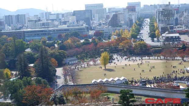 Himeji - Lâu đài hạc trắng không thể bỏ qua khi du lịch đến Nhật Bản - Ảnh 7.