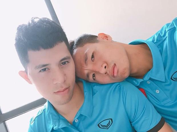 Những cặp bạn thân trong đội tuyển Việt Nam được fan tích cực đẩy thuyền vì quá đáng yêu - Ảnh 9.